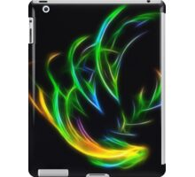 V Flame iPad Case/Skin