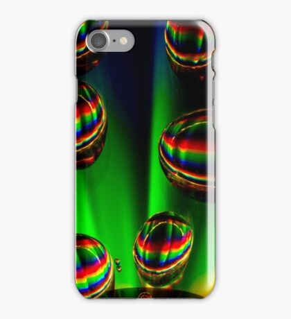 Droplets on CD iPhone Case/Skin
