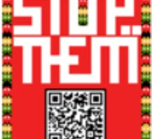 STOPTHEM Sticker