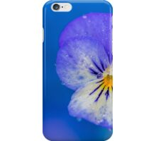Flower 11 July iPhone Case/Skin