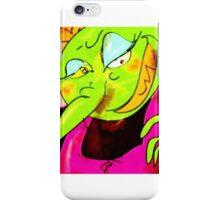 MAGENTAS WITCH iPhone Case/Skin