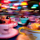 Mad Tea Party by Sam Scholes
