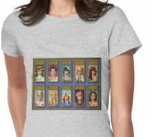 The 20th Century Collection Womens Fitted T-Shirt