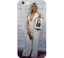 Kylie Jenner Bellami Hair Event iPhone Case/Skin