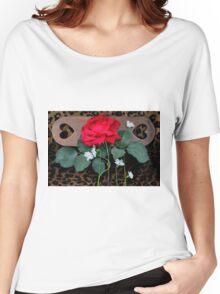 Love Springs Eternal - With A Little Help Women's Relaxed Fit T-Shirt