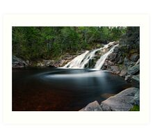 Mary Ann Falls, Cape Breton, Nova Scotia Art Print