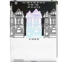 We're All Stardust iPad Case/Skin