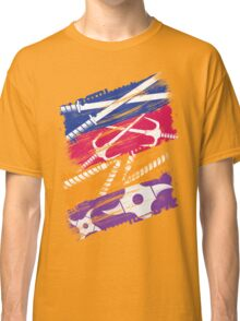 Ninja Style Turtles Classic T-Shirt