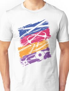 Ninja Style Turtles Unisex T-Shirt