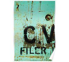 CV filcr Poster