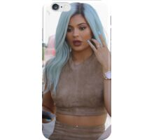 Kylie Jenner Suede iPhone Case/Skin