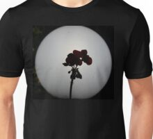 Flower in the Night Unisex T-Shirt