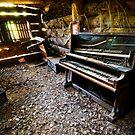 Singer Company Piano by Sam Scholes
