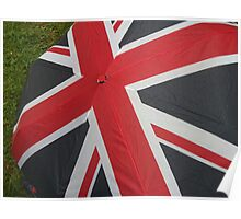 Patriotic Brolly Poster