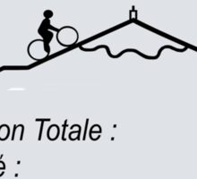 Mont Ventoux Road Sign Replica Print or Metal Sticker