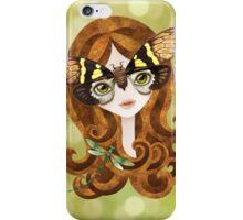Gaeana Cicada Girl iPhone Case/Skin