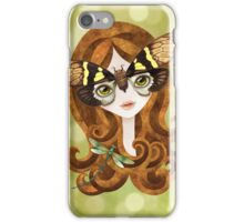 Gaeana Cicada Girl iPhone Case/Skin
