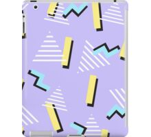 Retro x 1 iPad Case/Skin