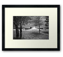 Viet Nam Memorial I, NM Framed Print