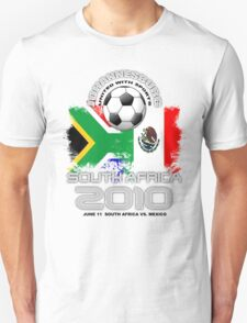 south africa vs. mexico Unisex T-Shirt