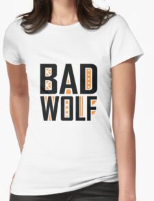 Bad Wolf Womens Fitted T-Shirt
