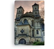 Abbey 3 Canvas Print
