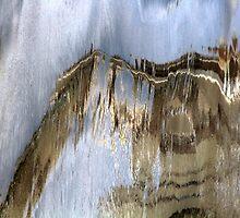 Gold in Water by Haydee  Yordan