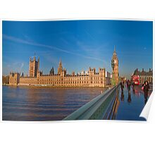 The Parliament of the United Kingdom Poster