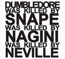Neville Longbottom is a hero