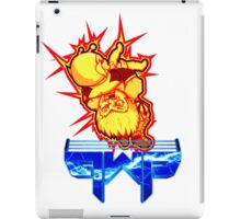 Electric Suplex iPad Case/Skin