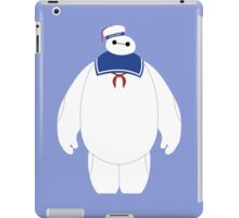 Stay Puft Baymax Parody iPad Case/Skin