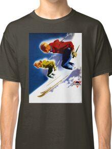 Jantzen Vintage Poster Restored Classic T-Shirt