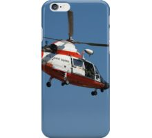 USCG 6584 at American Heroes Air Show 2010 iPhone Case/Skin