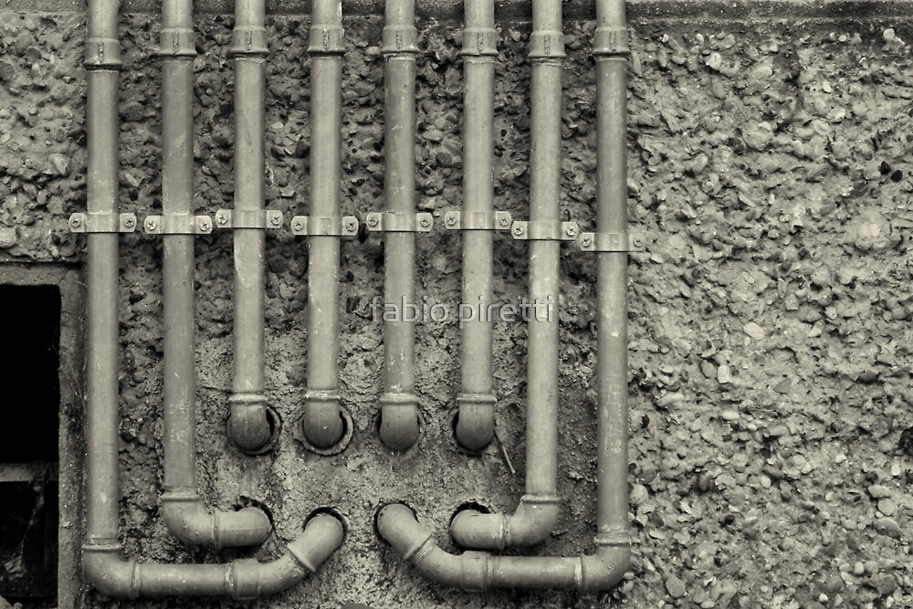 gathering for pipes by fabio piretti