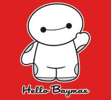 Hello Baymax - parody by littlekitsune
