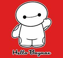 Hello Baymax - parody Unisex T-Shirt