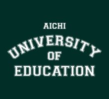 AICHI UNIVERSITY OF EDUCATION by HelenCard