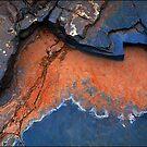 Hamersley Rock-084 by Albert Sulzer