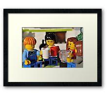 Happy Birthday, Ron! Framed Print