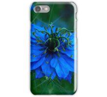 Spiky Blue Love iPhone Case/Skin