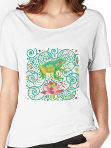 Tree Frog Women's Relaxed Fit T-Shirt