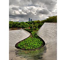 The Art of Chicago Photographic Print