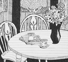 The Kitchen Table by Emily Cronin