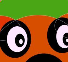 Friends..Froggy Bear Sticker