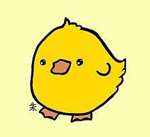 Fluffy Duckling by Shukura