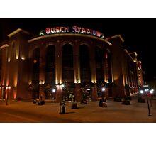 Busch Stadium Photographic Print