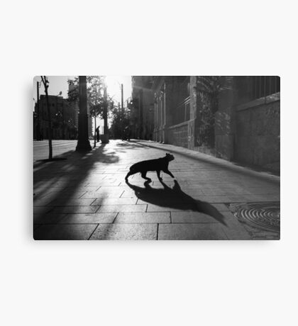 the animal Metal Print