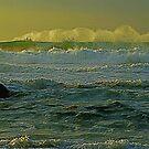 Adraga beach   - 7            Sintra      by BaZZuKa