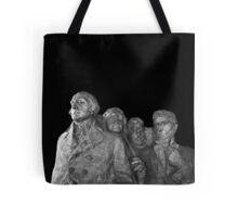 Mount Rushmore National Memorial Scale Model Tote Bag
