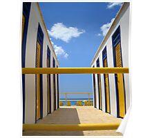 Day At The Seashore 2 Poster